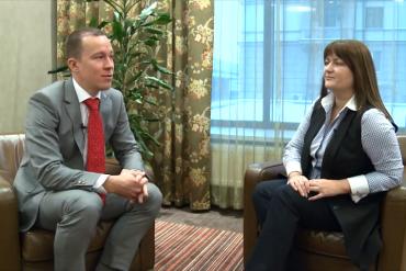 Интервью с Ниной Поляничевой