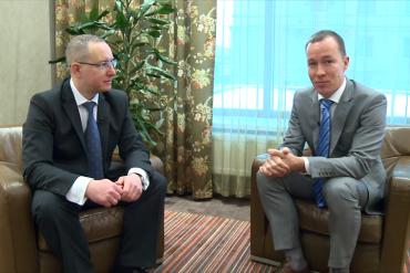 Интервью с Владимиром Авдениным